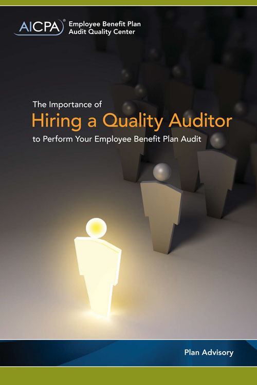 The Importance of Hiring a Quality Auditor