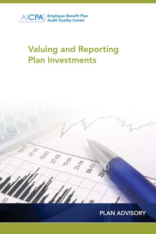 Valuing and Reporting Plan Investments